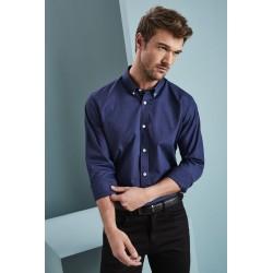 Džinsinio tipo marškiniai, Tamsiai mėlyni