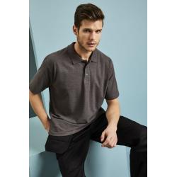 Essentials vyriški polo marškinėliai 65/35